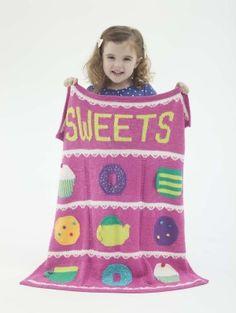 Sweets Afghan..FREE PATTERN