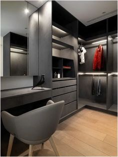 Excellent Wardrobe Design Ideas You Need To Try Today Room Design Wardrobe Design Bedroom, Diy Wardrobe, Bedroom Wardrobe, Built In Wardrobe, Walk In Closet Design, Closet Designs, Modern Closet, Modern Wardrobe, Dressing Room Design