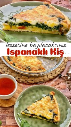 How to make Spinach Winter Recipe? Illustrated explanation of Spinach Winter Recipe in 493 book and photographs of those Turkish Recipes, Italian Recipes, Ethnic Recipes, Fish And Meat, Fish And Seafood, How To Make Spinach, Turkey Today, Turkish Sweets, Turkish Kitchen