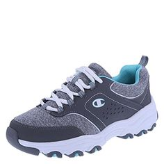 85b169f963113 Champion Women s Grey Jersey Women s Margaret Runner 7 Wide Types Of Shoes
