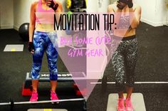 It's midweek motivation time! The time in the week I always feel my motivation dipping. This week a tip which keeps me going strong. This may be a tad materialistic but I always workout bette…