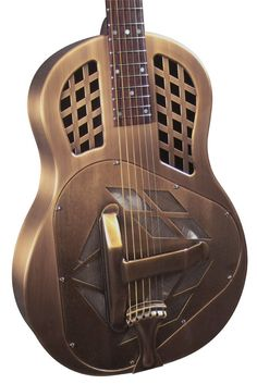 Regal RC-56 Tricone Resonator Guitars