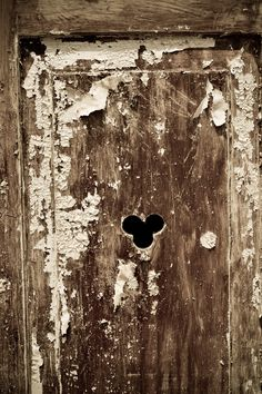 Project 365 - January 25 - Old wooden shutter (Nikon 50mm f5.6 1/1600 ISO-100)