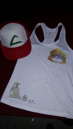 Blusas y gorras personalizadas en  Shinsei Store