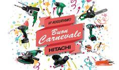 Buon martedì grasso da Hitachi! #hitachi #carnevale #martedìgrasso