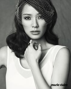 Son Tae-young // Marie Claire