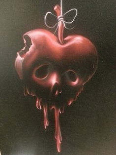 The Evil Queen's Poison Apple