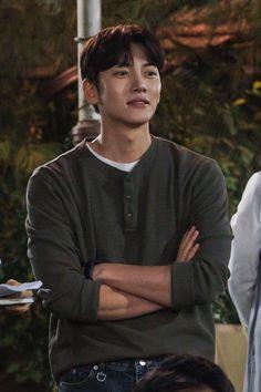 Korean Male Actors, Asian Actors, Korean Celebrities, Celebs, Ji Chang Wook Smile, Ji Chan Wook, Fabricated City, Dramas, Suspicious Partner