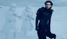 New Star Wars Photos Reveal The Villain, A Space Pirate And Lots More