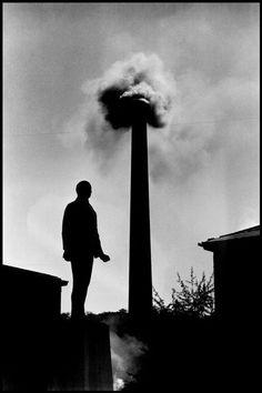 Elliott Erwitt - HUNGARY. 1964.