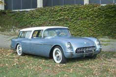 '54 Corvette Nomad Motorama Concept Car