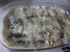 O Pavê Delícia de Abacaxi é fácil de fazer, econômico e delicioso. Faça para a sobremesa da sua família e receba muitos elogios! Veja Também:Pavê com Frut