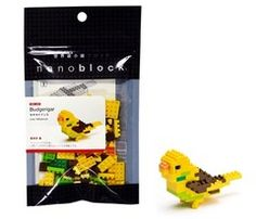 Super mini-size block nano block nanoblock