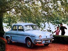 renault dauphine gordini ika 1964