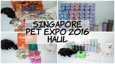 Singapore Pet Expo 2016 Haul :D