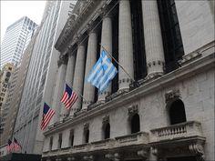 Ο Σταθάκης χτύπησε το καμπανάκι στη Wall Street και ανέβηκε ο Dow Jones (video) | altsantiri.gr