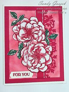 Paper Pumpkin - April 2019 - Sentimental Rose.  Click on link to see all of my alternative Sentimental Rose PP Cards. Stampin Up Paper Pumpkin, Mixed Media, Alternative, Heaven, Scrapbooking, Paper Crafts, Rose, Link, Cards