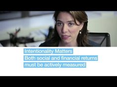 Mainstreaming Impact Investing - YouTube