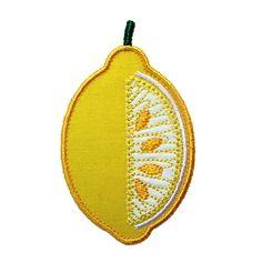 Botanical Lemon