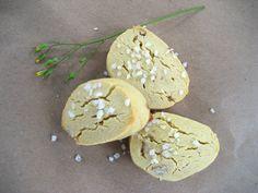 Dinners & Dreams » Gluten-free Millet Cookies with Pecans and Sea Salt
