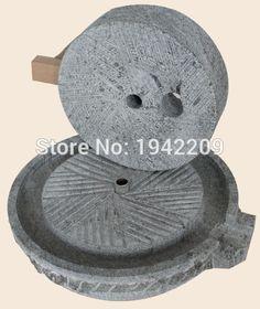 family use hand stone flour mill, stone mill