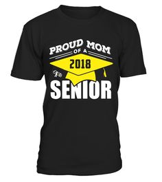 """# Proud mom of a senior 2018 - Class of 2018 t shirt .  Special Offer, not available in shops      Comes in a variety of styles and colours      Buy yours now before it is too late!      Secured payment via Visa / Mastercard / Amex / PayPal      How to place an order            Choose the model from the drop-down menu      Click on """"Buy it now""""      Choose the size and the quantity      Add your delivery address and bank details      And that's it!      Tags: senior, class, class of, 2020…"""