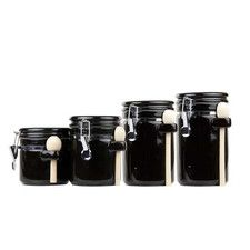4-Piece Candace Canister Set