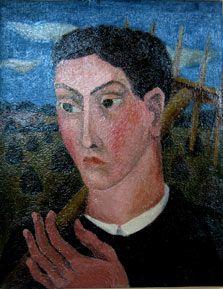 Jacques Berland - né en 1918 - LE FANEUR