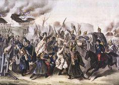 Восстание 1863 года, или Январское восстание — шляхетское восстание на территории Царства Польского, Северо-Западного края и Волыни с целью восстановления Речи Посполитой в границах нa востокe 1772 года. Началось 10 января1863 года и продолжалось по официальным данным до 19апреля 1864. Однако некоторые мелкие группы действовали до октября 1864 года. А последний действующий повстанец — 19-летний Штефан Бигчиньский сдался лишь в апреле 1865 года, через несколько дней после ареста, ксенза…