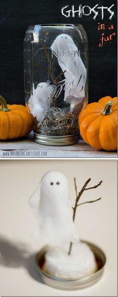 Ghosts In Mason Jars .