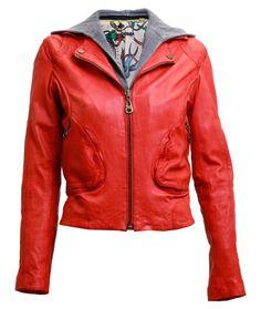 Jaquetas de couro da DOMA.
