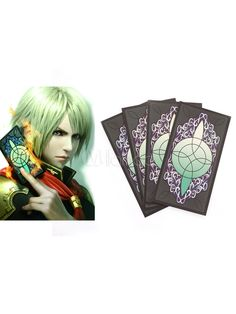 Final Fantasy Type-0 Suzaku Peristylium Class Zero NO.1 Ace Special weapons -card - Milanoo.com Cosplay Sword, Cosplay Weapons, Assassin's Creed Flags, Assassins Creed Cosplay, Final Fantasy Type 0, Hidden Blade, Edwards Kenway, Ace Card, Off Colour