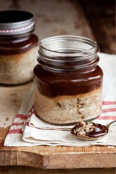 Cake in a jar. One of the great inventions of the 21st Century.