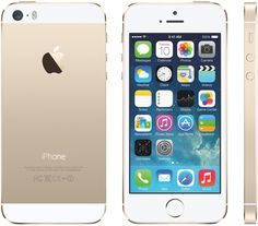 iPhone 5s 16GB Gold - цена и характеристики | Plasico IT Superstore
