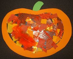 Orange like. I may do the same with a carrot shape for easter Diy Halloween, Theme Halloween, Halloween 2020, Fall Crafts For Kids, Cardboard Crafts, Holidays With Kids, Food Themes, Unusual Gifts, Craft Activities