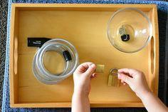 Five Minute Montessori - Lock and Key