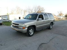 This 2002 Chevrolet Suburban has 4 Doors, SUV, 5.3L 285.0hp, 8 Cylinders , Automatic Transmission. Get this 2002 Chevrolet Suburban Only at $4900.