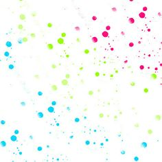Colorful Polka Dot Backgrounds | is the colorful neon ribbons colorful splash Wallpaper, Background ...