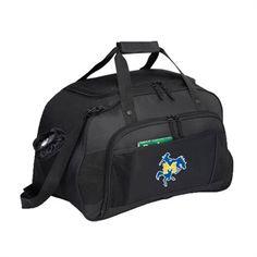 Excel Team Black Sport Bag  'Primary Logo'