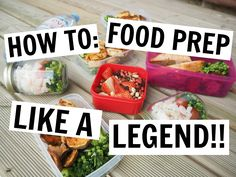 How to Food Prep like a Legend, including food shopping CHEAT SHEET! https://www.youtube.com/watch?v=cbp3AVXtwr0