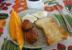 Samoan Breakfast?
