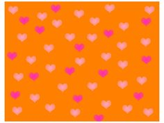 Pink and Orange from Amy Milam's Inexpert Collection