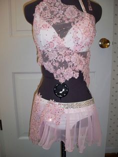 Lyrical Custom Costume Gallery | Pat Hall's Custom Dance Costumes