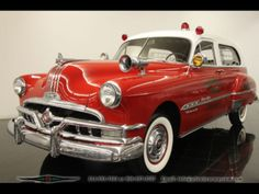 1951 Pontiac Chieftain Ambulette