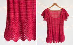 Tops, Tanks, Tees Knitting Patterns | In the Loop Knitting