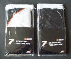 "NASCAR Two (2) Packs Danica Patrick # 7 Standard Pillowcase Size 20"" x 30"" #Northwest #JRMotorsports"