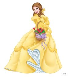 Disney Princess Photo: Another Belle pose Disney Princess Belle, Princesses Disney Belle, Disney Love, Disney Magic, Disney Art, Walt Disney, Aurora Disney, Beauty And The Beast Party, Belle Beauty And The Beast