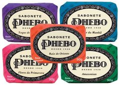 Phebo e Granado Perfuming Generations ~ Niche Perfumery