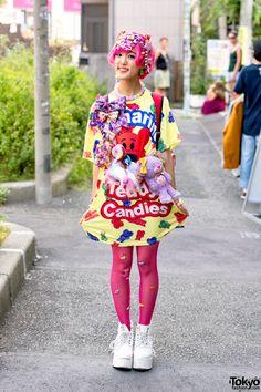 harajuku decora  -Tokyo Fashion
