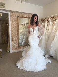 bridal couture by josephine newcastle Wedding Dress Outlet, Wedding Dresses Uk, Wedding Dress Shopping, Designer Wedding Dresses, Bridal Gowns, Belle Bridal, Bridal Elegance, Couture, Bride